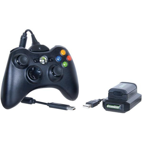 dreamGEAR DG360-1708 Xbox 360 Charging Dock Power Kit - Peazz.com