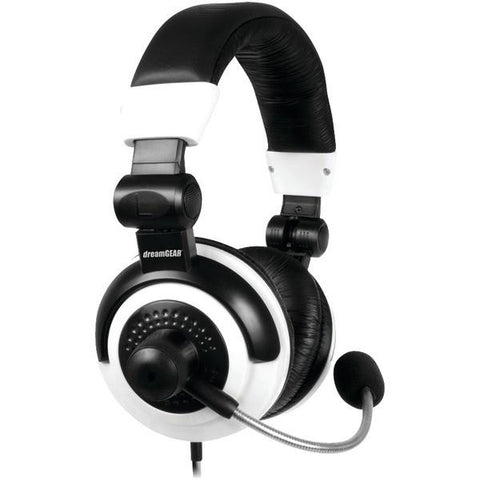 dreamGEAR DG360-1720 Xbox 360 Elite Gaming Headset - Peazz.com