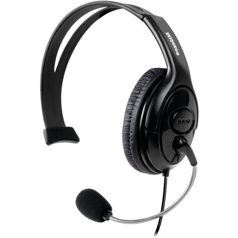dreamGEAR DG360-1721 Xbox 360 X-Talk Solo Wired Headset - Peazz.com