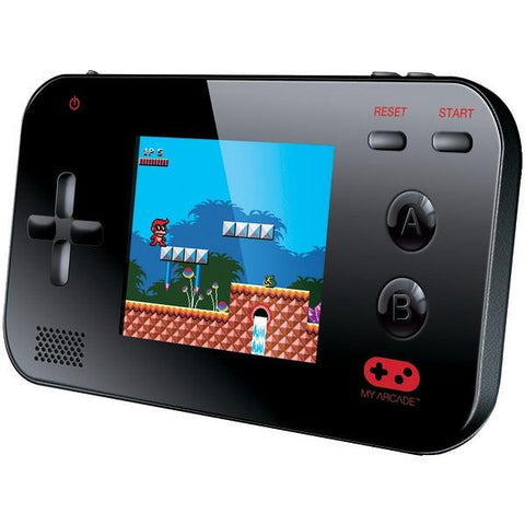 dreamGEAR DGUN-2573 My Arcade Gamer V Portable Gaming System (Black) - Peazz.com