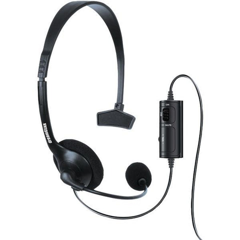 dreamGEAR DGPS4-6409 PlayStation4 Broadcaster Headset - Peazz.com