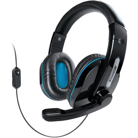 dreamGEAR DGPS4-6422 PlayStation4 Broadcaster Headset with Microphone - Peazz.com