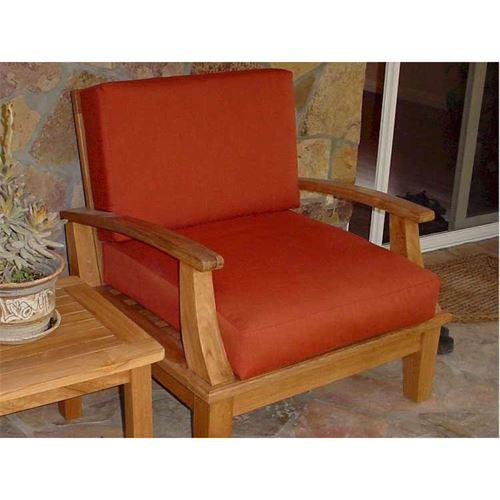 Armchairs Deep Seating Armchair Brianna Photo