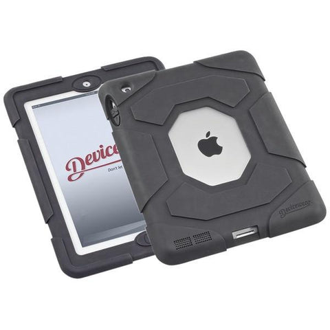 Devicewear STA-IP3-BLK iPad 2/iPad 3/iPad 4 The Station Case - Peazz.com