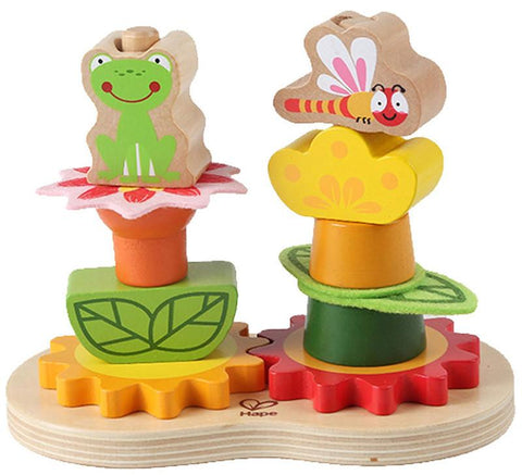 Hape Garden Stacker  E0428 Early Explorer