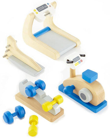Hape Home Gym  E3458 Happy Family