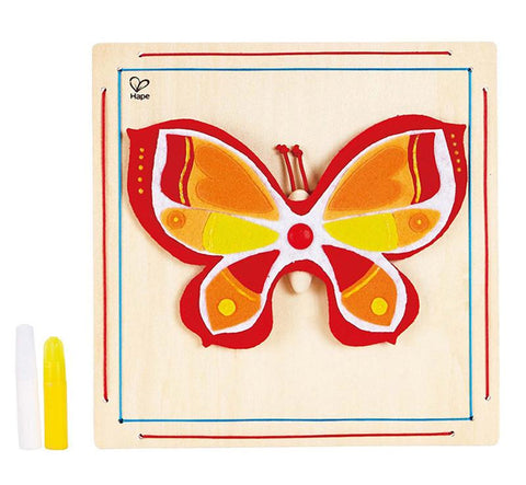 Hape Beautiful Butterfly E5121 Crafts