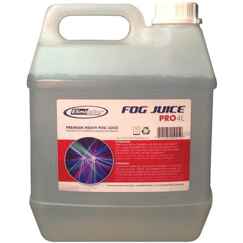 Eliminator Lighting 4L PRO Fog Juice, 4-Liter Jug (Premium) - Peazz.com