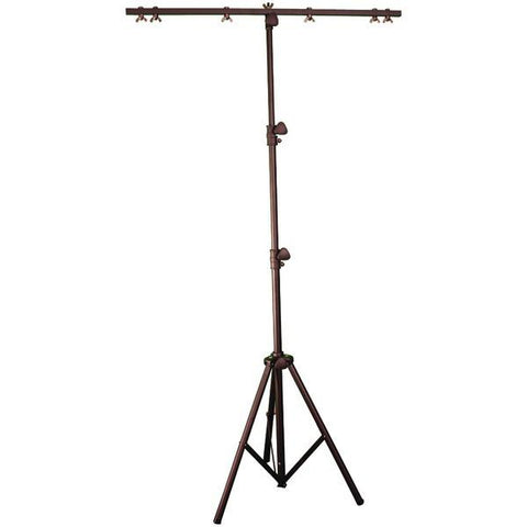 Eliminator Lighting E132 Tri-32 Light Stand, 9ft - Peazz.com