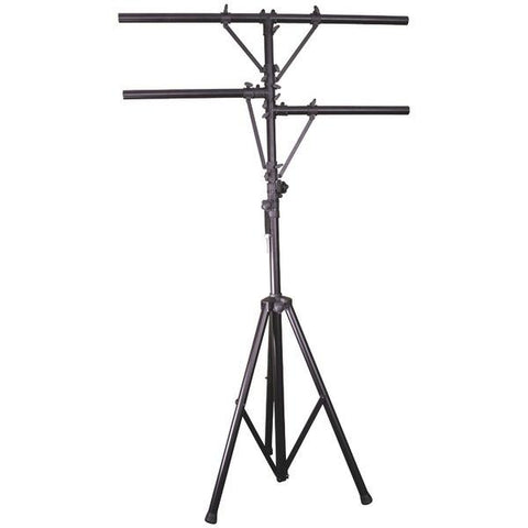 Eliminator Lighting E133 Tri-33 Light Stand, 12ft - Peazz.com