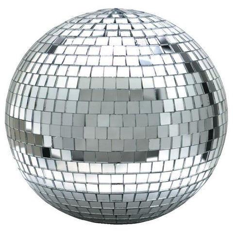 "Eliminator Lighting EM12 Mirror Ball (12"" EM-12) - Peazz.com"