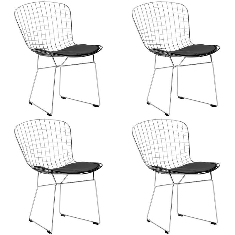 Side Chair Black Morph 222 Product Photo