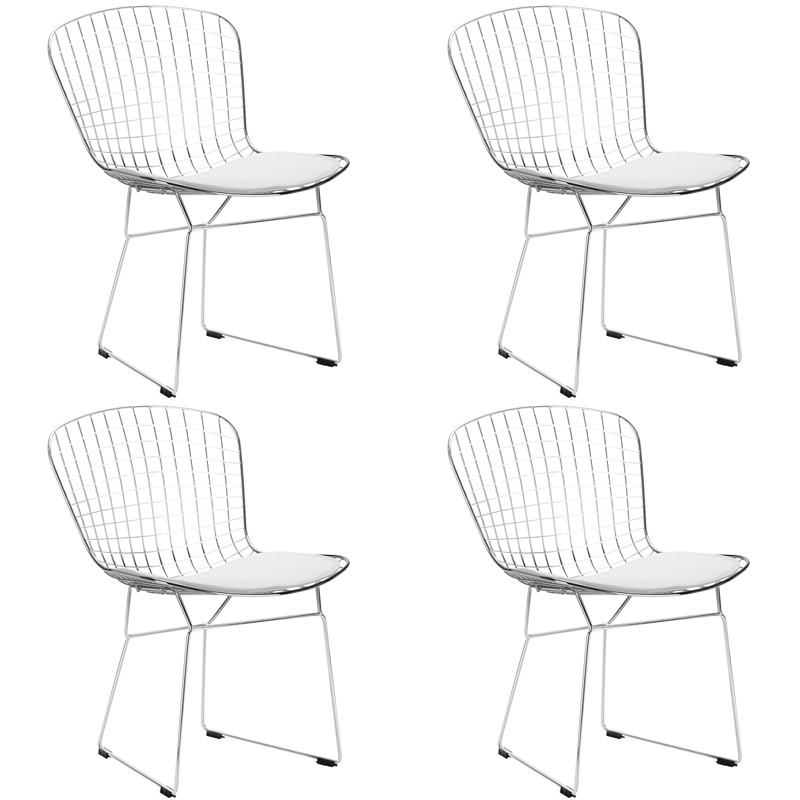 Edgemod Side Chair White 2513