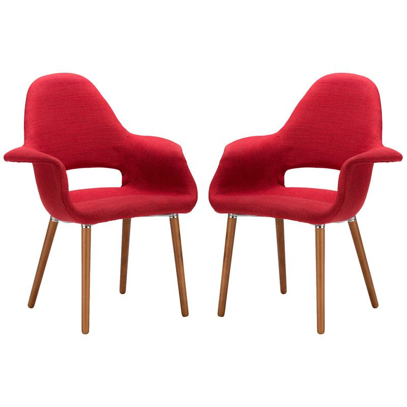 Dining Chair Red 17607 Product Photo