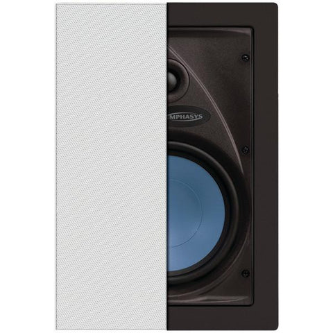 "EMPHASYS EM0021601 IW6.0 6.5"" In-Wall Speakers - Peazz.com"