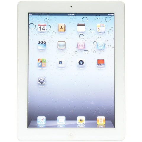 Apple MC979LL/A-ER Refurbished 16GB iPad 2 with Wi-Fi (White) - Peazz.com