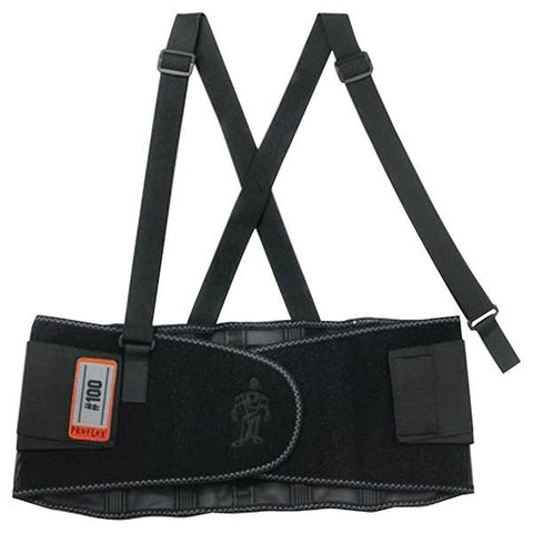 "Ergodyne or Arsenal 11382 Low-Profile Back-Support Belt (26""–30"") - Peazz.com"