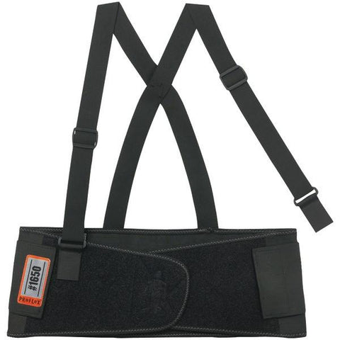 Ergodyne or Arsenal 11095 ProFlex Economy Elastic Back-Support Belt (X Large) - Peazz.com