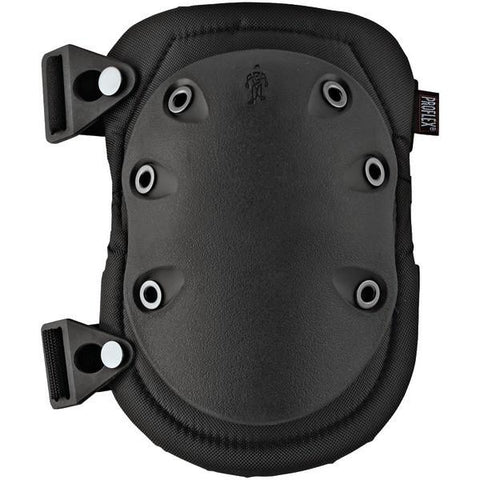 Ergodyne or Arsenal 18335 ProFlex 335 Slip-Resistant Rubber-Cap Knee Pads with Buckle Closure - Peazz.com