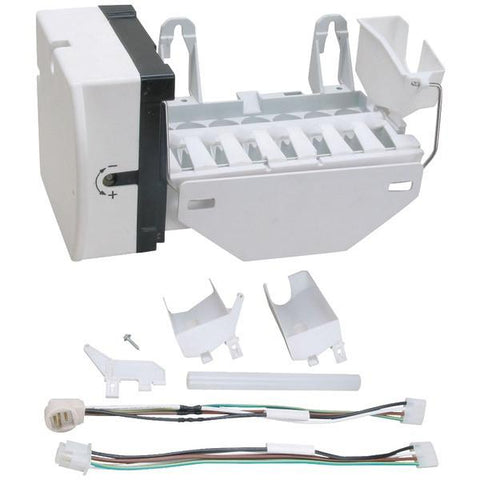 ERP ERWR30X10093 Ice Maker with Harness for GE WR30X10093 - Peazz.com