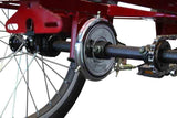 EWheels Ew-29R 100% Electric Power, Combine Pedaling And Electric Power At The Same Time