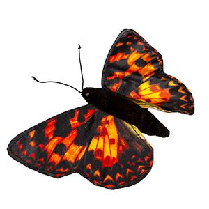 "Sunny Toys 8"" Finger Butterfly (Painted L"