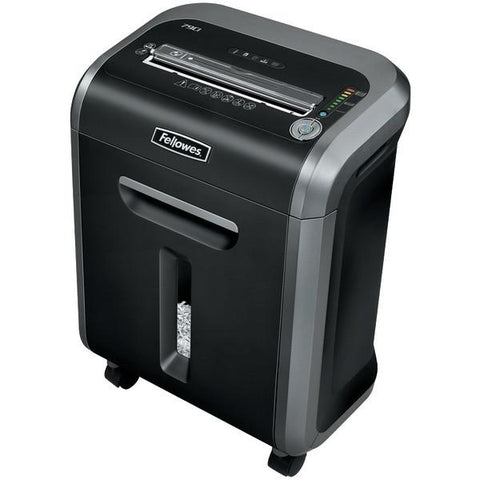 Fellowes 3227901 Powershred 79Ci Jamproof 16-Sheet Cross-Cut Shredder - Peazz.com