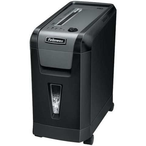 Fellowes 3343301 Powershred 69Cb 10-Sheet Cross-Cut Shredder - Peazz.com