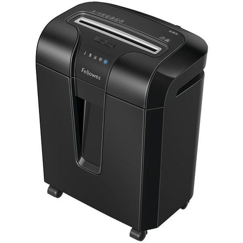 Fellowes 4600001 Powershred 63Cb 10-Sheet Cross-Cut Shredder - Peazz.com