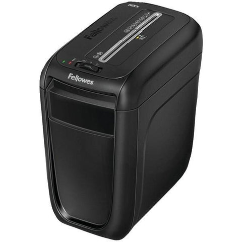 Fellowes 4606001 Powershred 60Cs 10-Sheet Cross-Cut Shredder - Peazz.com