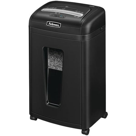 Fellowes 4689401 Powershred 455Ms Micro Cut Shredder - Peazz.com