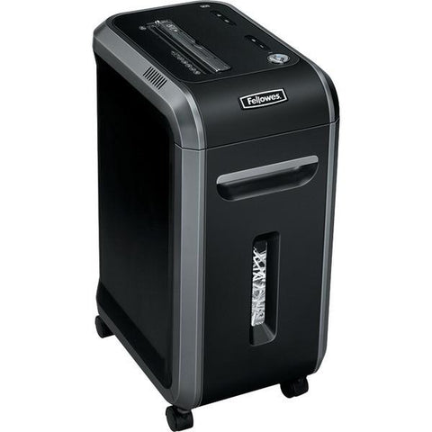 Fellowes 4690001 Powershred 90S Strip-Cut Shredder - Peazz.com