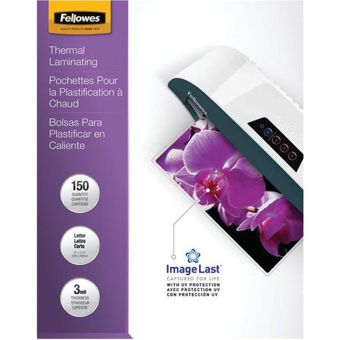 Fellowes 5200509 Letter Laminating Pouches, 150 pk - Peazz.com