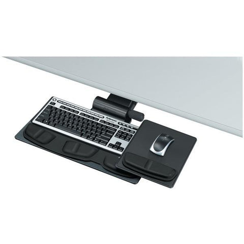 Fellowes 8036001 Professional Series Premier Keyboard Tray - Peazz.com