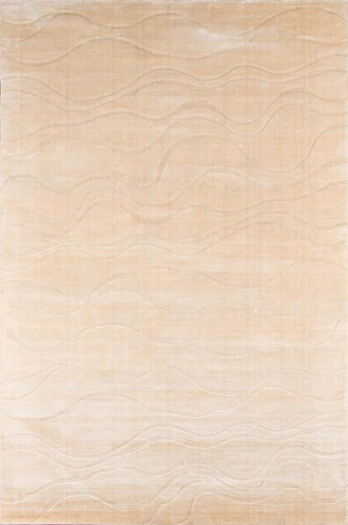 Hand Loomed Collection Ivory Rugs Indian 2618 Product Photo