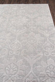 Momeni FRESCFRE-6SVL80B0 INDIAN HAND LOOMED Collection Silver Finish Rugs 8'X11'