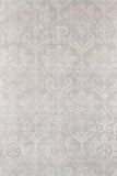Momeni FRESCFRE-6SVL80B0 INDIAN HAND LOOMED Fresco Collection Silver Finish Rugs