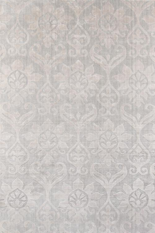 Hand Loomed Collection Silver Rugs Indian 2427 Product Photo