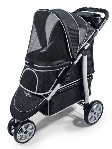 Gen7Pets G2350BG Monaco Pet Stroller for Dogs or Cats
