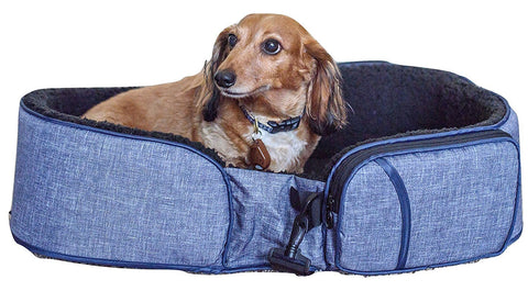 Gen7Pets G6010HG Gen7 Traveler Pet Bed