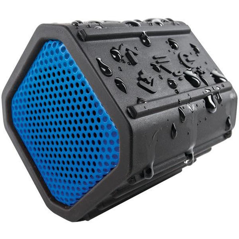 ECOXGEAR GDI-EGPB102 EcoPebble Bluetooth Speaker (Blue) - Peazz.com