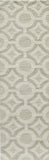 "Momeni GEO00GEO22IVY7696 Chinese Hand Hook Collection Ivory Finish Rugs 7'6""X9'6"""