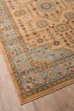 "Momeni GHAZNGZ-07BGE5376 Turkish Machine Made Collection Beige Finish Rugs 5'3""X7'6"""
