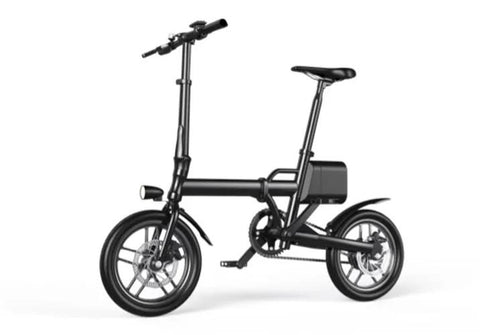 GLARE EB-M1 Black Electric bike