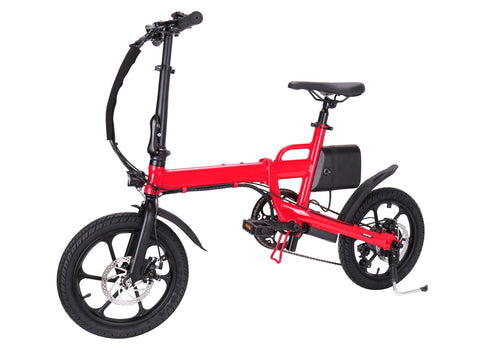 GLARE EB-M1 Red Electric bike