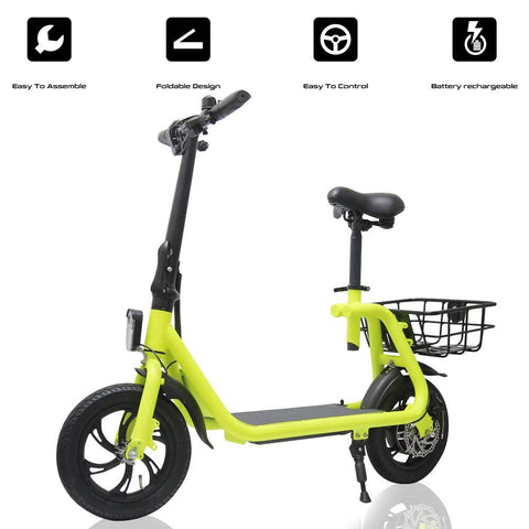 GLARE EB-NTEC1  Electric bike