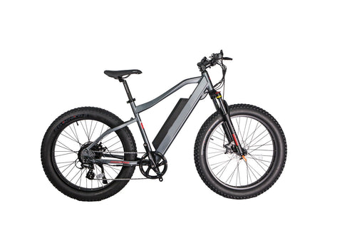 GLARE EB-PR Gray Electric bike
