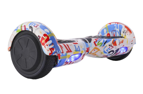 GLARE M1 Graffiti Hoverboard