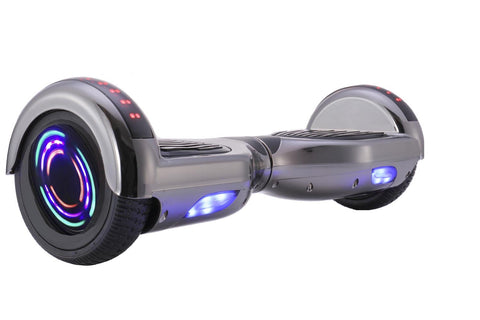 GLARE M1B Chrome-Black Hoverboard