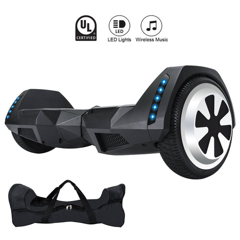 GLARE MR6 Black Hoverboard